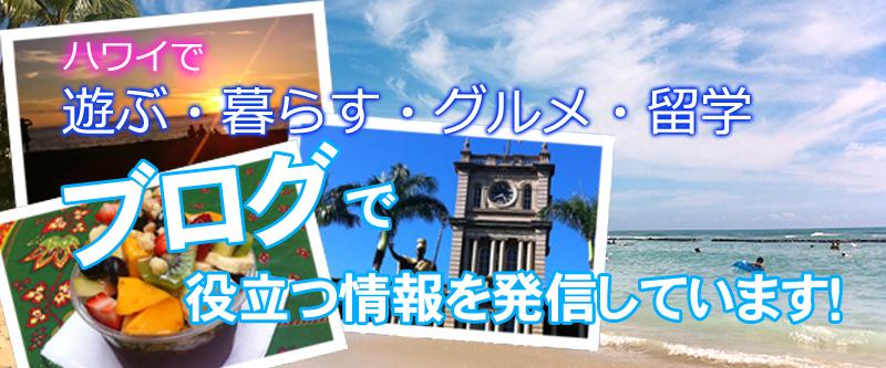 ハワイ情報ブログ